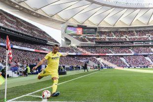 Jornada 25 Atlético - Villarreal
