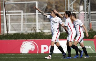 Jornada 21 Sevilla FC - VCF Femenino
