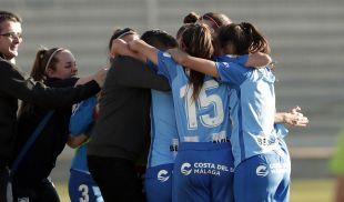 Jornada 21 Málaga CF - EDF Logroño