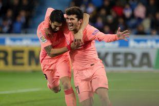 Jornada 34 Alavés - FC Barcelona