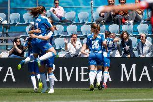 Jornada 30 RCD Espanyol - Sporting Huelva