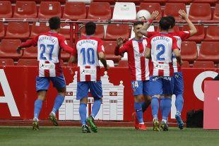 Jornada 42 Sporting - Cádiz