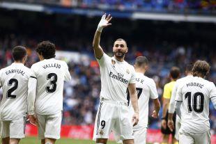 Jornada 33 R. Madrid - Athletic