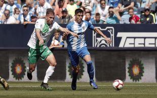 Jornada 34 Málaga - Extremadura