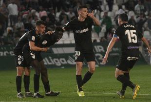 Córdoba CF - Málaga CF. CÓRDOBA CF - MÁLAGA CF