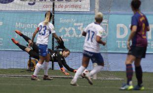 Jornada 30 UD Granadilla Tenerife - FC Barcelona