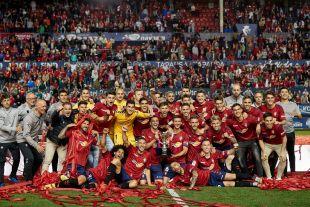 Jornada 42 Osasuna - R. Oviedo
