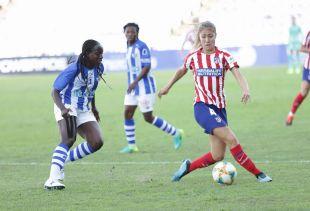 Primera Femenina J1 Sporting Huelva - Atlético