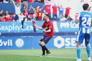 Jornada 34 Osasuna - Deportivo