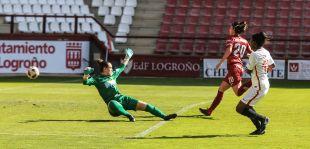 Jornada 22 EDF Logroño - Sevilla FC