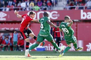 Jornada 37 Mallorca - Sporting