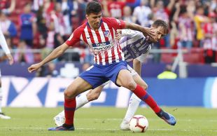 Jornada 35 Atlético - Valladolid