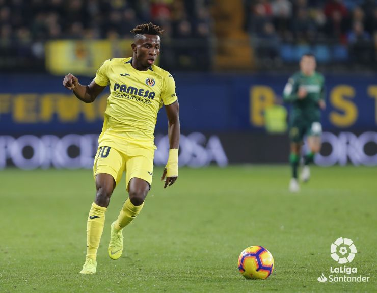 Five Things You Didn't Know About Samuel Chukwueze | Liga de ...