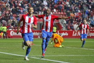 Octavos - Ida- Real Sporting-Valencia CF