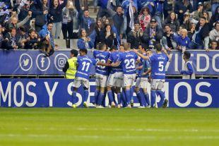 Jornada 14 R. Oviedo - Sporting