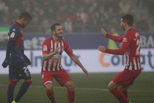 Partido Huesca- Atlético de Madrid