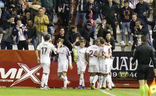 Albacete BP - C.A. Osasuna. Albacete-Osasuna