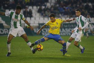 Córdoba CF - UD Las Palmas.