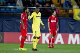 Villarreal CF - Spartak de Moscú // EFE/ Domenech Castelló
