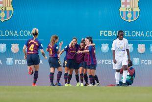 Jornada 14 FC Barcelona - EDF Logroño