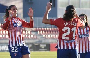Jornada 13 At. Madrid Femenino - RCD Espanyol