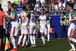 SD Huesca - D. Alavés.