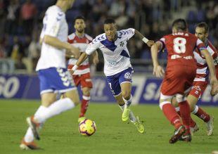 CD Tenerife - Granada CF.
