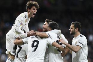 Octavos - Ida- Real Madrid-CD Leganés