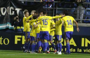 Cádiz CF - UD Las Palmas.
