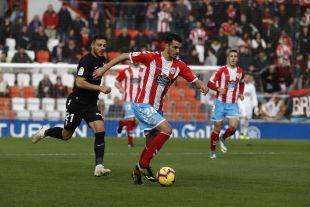 Jornada 19 Lugo - Sporting