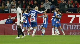 Jornada 12 Sevilla - Espanyol