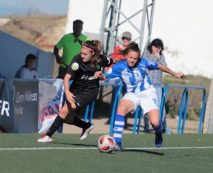 Sporting Huelva - Málaga CF. Sporting Puerto de Huelva - Málaga CF
