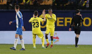 Octavos - Ida- Villarreal CF-RCD Espanyol