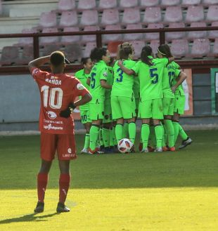 Jornada 15 EDF Logroño - Levante UD