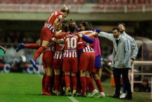 Jornada 9 FC Barcelona - At. Madrid Femenino