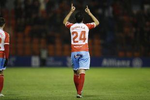Jornada 17 Lugo - Las Palmas