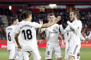 Cuartos - Vuelta- Girona FC-Real Madrid