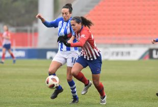 Jornada 15 At. Madrid Femenino - Sporting Huelva