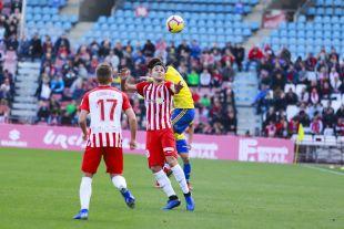 UD Almería - Cádiz CF.