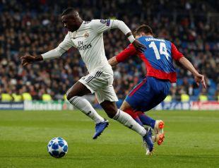 Real Madrid - CSKA Moscú.
