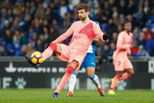 Jornada 15 Espanyol - FC Barcelona