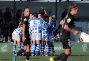 Sporting Huelva - Málaga CF. Sporting Puerto de Huelva-Málaga CF
