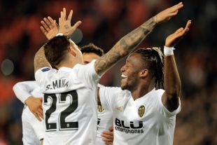 Valencia CF - Manchester U..
