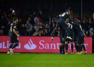 Jornada 12 Celta - R. Madrid