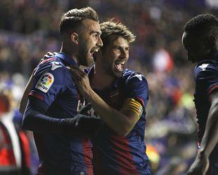 Octavos - Ida- Levante UD-FC Barcelona