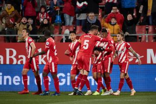 Octavos - Ida- Girona FC-Atlético de Madrid