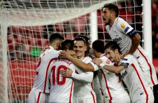 Sevilla FC - Krasnodar  / EFE/ Julio Muñoz
