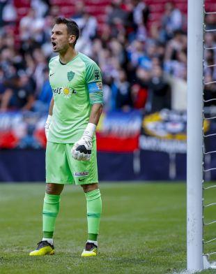 CF Rayo - UD Almería. FOTOGRAFIA