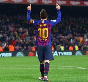 Jornada 20 FC Barcelona - Leganés