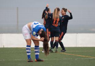 Sporting Huelva - VCF Femenino. Sporting Puerto de Huelva - Valencia